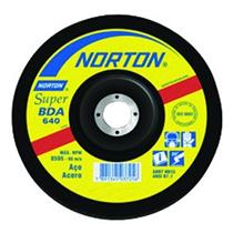 "Disco de Desbaste BDA640 Para Ferro 7"" - 66252842859 - NORTON"
