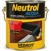 Neutrol Acqua 3,6 Litros - 121728 - VEDACIT