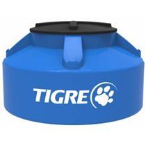 Caixa D ´ Água Polietileno 500 Litros de Tampa Com Rosca - 22992120 - TIGRE