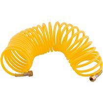 Mangueira Tipo Poliuretano Espiral 1 / 4 ´ Fêmea 7.5 Metros - 62.20.147.500 - VONDER