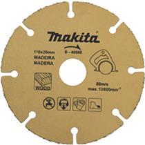Disco de Tungstênio Para Madeira 105mm - B-40668 - MAKITA