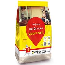 Rejunte Weber Color Flexivel Marrom Café 1Kg - 0107000490015FD - QUARTZOLIT