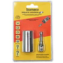Soquete Universal 7mm a 19mm - 0631 - STAMACO
