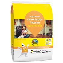 Argamassa Cimentcola Uso Interno 20kg Weber  - 101020001 - QUARTZOLIT