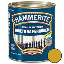 Esmalte Sintético Hammerite 0.800ML Brilho Ouro - CORAL