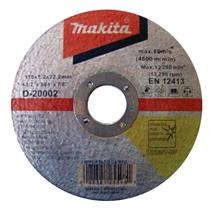 Disco de Corte 115mm Para Inox - D20002-10 - MAKITA