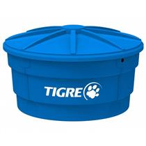Caixa D ´ Água Com Tampa 500 Litros - 22.99.314.3 - TIGRE