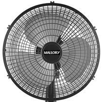 Ventilador de Mesa 30cm Security Black 110V - B94400381 - MALLORY