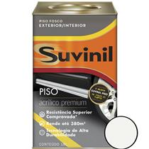 Tinta Para Piso Acrílica Premium Branco 18 Litros - 53418632 - SUVINIL