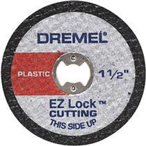 """Disco de Corte Para Plastico EZ Lock 1.1/2"""" - EZ476 - DREMEL"""