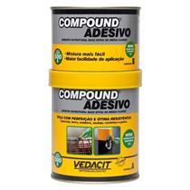 Adesivo Compound 1 KG - 113040 - VEDACIT
