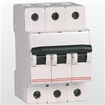 Disjuntor Tripolar Curva C DIN Rx3 50A - 402267 - PIAL