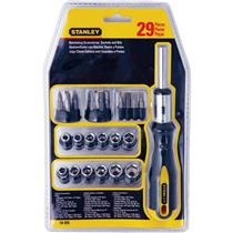 Chave Catracada Multi Bit Com Soquetes - 54-925 - STANLEY
