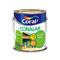 Tinta Acrílica Coralar Azul Praia 3,6 Litros - CORAL
