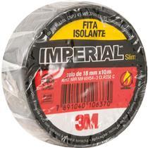 Fita Isolante Imperial Slim 18mm x 10m - HB004236020 - 3M
