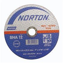 Disco de Corte BNA12 Extra 115x1x22 - 66252920334 - NORTON