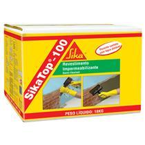 Impermeabilizante Sika Top100 18 Kg - 428057 - Sika