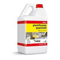 Aditivo Plastificante 3.6 Litros - 30380.03.30.008 -  QUARTZOLIT