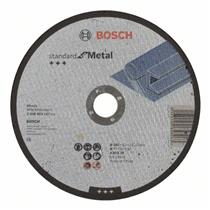 Disco Corte para Metal 180MM Grão 30 - 2608.603.167-000 - BOSCH