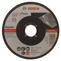 Disco Corte para Inox 115MM Grão 60 - 2608.603.169-000 - BOSCH