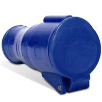 Acoplamento 2P+T 32A 220/240V 6H Azul - S3256 - STECK
