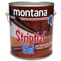 Removedor de Tintas e Verniz Striptizi Gel 4Kg - 33C050030 - MONTANA