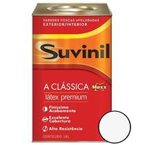 Tinta Látex Premium PVA Branco Neve 18 Litros - 53362346 - SUVINIL