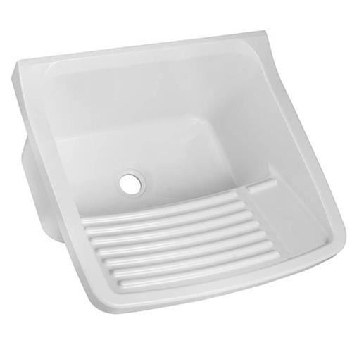 Tanque Plástico Pequeno Branco TQ0 - TQ0/SC - ASTRA
