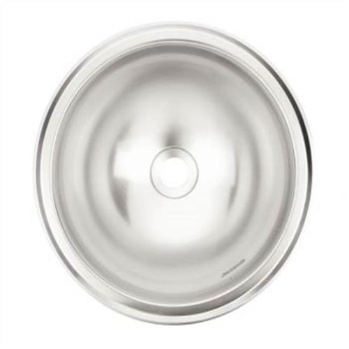 Cuba lavabo redonda diametro 240mm tramo  - 7894693012456 - TRAMONTINA