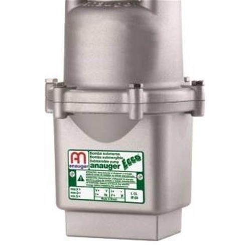 Bomba D água Submersa Vibratória Para Poço Ecco 60Hz - 60972 - ANAUGER 95c9fc9efde
