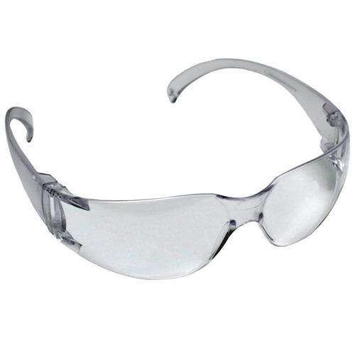 d552bac125256 Óculos de Proteção Super Vision Incolor - 012259212 - CARBOGRAFITE ...