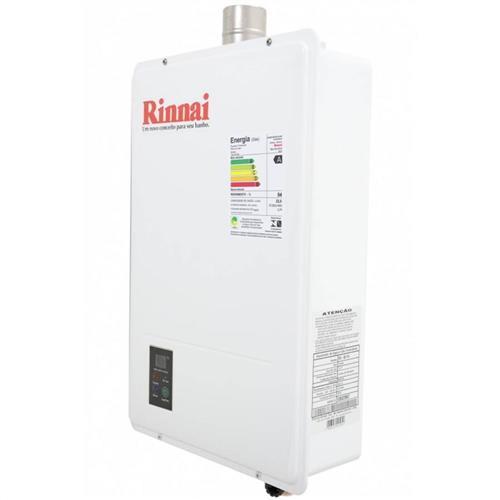 Aquecedor REU-1602FEH Gás Natural - REU1602 - RINNAI