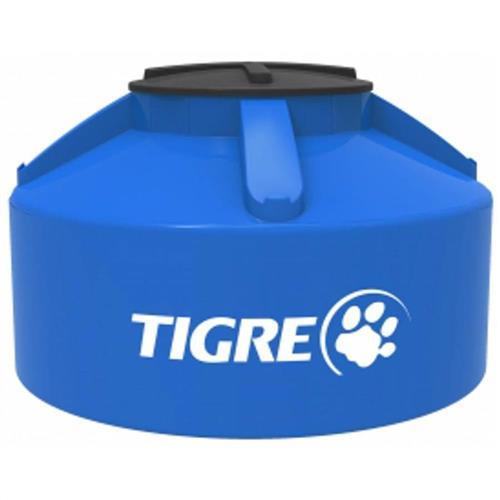 Caixa D'Água Polietileno 1000 Litros de Tampa Com Rosca - 22992147 - TIGRE