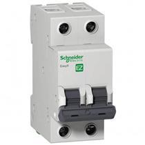 Disjuntor Easy9 2P 40A Curva C 230V 5000A / 400V 3000A - EZ9F33240 - SCHNEIDER