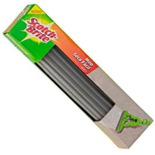 Refil para Mop Seca Fácil Scotch Brite - 7891040155514 - 3M