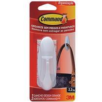 Gancho Command Design Grande - HB004131650 - 3M