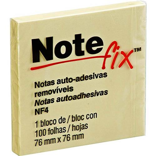 Post-It Notefix NFX4 100 Folhas 76x76mm - HB004088694 - 3M