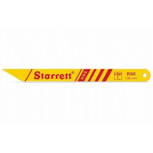 Lâmina para Faca RS6 10 Peças - RS6 - STARRETT