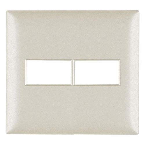 Espelho Para 2 Interruptores Distanciados 4x4 L.Thesi ABS - M9P2 - PIAL
