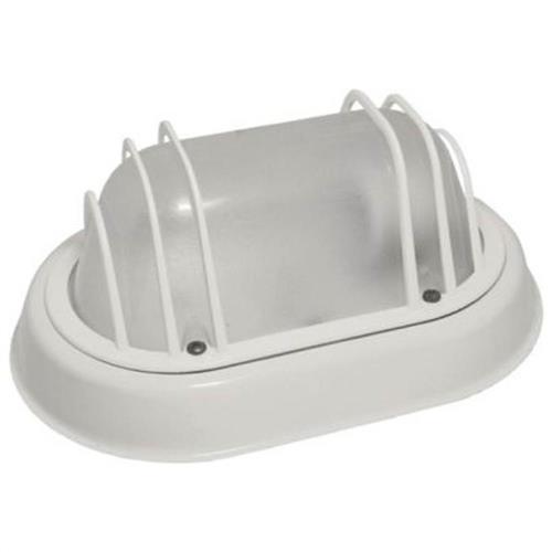 Tartaruga Zinco Nobre E27 Saco Plástico Branca - 13303 - TASCHIBRA
