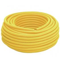 Eletroduto Corrugado PVC TigreFlex 25mmx50 Metros - 14210253 - TIGRE