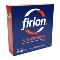 Fita Veda Rosca  18mm x 10 Metros - 10107505 - FIRLON