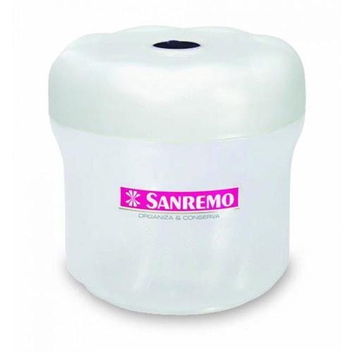 Pote Hermético Roscado Cores Sortidas 680ml - 446 - SANREMO