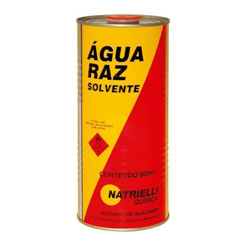 Água Raz Solvente 0,900 Litros - AR900 - NATRIELLI