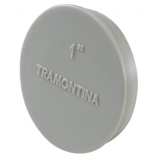 """Tampão Para Condulete 3/4"""" - 56114/052 - TRAMONTINA"""
