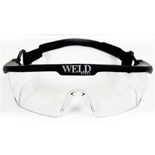 Oculos Rio de Janeiro com Elástico Incolor - POLI-FERR - Poli-Ferr 93d40ebe19