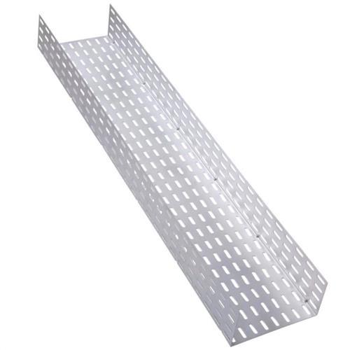 Eletrocalha Perfurada Zincada 10cm x 5cm x 3 Metros CH22 - 300007 - ELECON