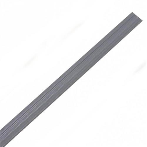 Junta de Dilatação Cinza 27x3,00mm com 2m - 60817 - CORTAG
