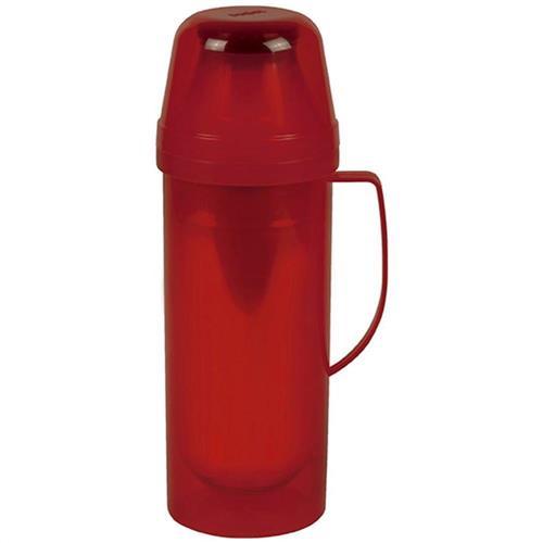 Garrafa Térmica GT Diva 1 Litro Vermelha - 25100122 - MOR