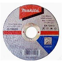 Disco de Corte 115mm Para Metal - D-19928-10 - MAKITA